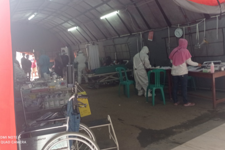 Kesembuhan pasien COVID-19 di Lebak capai 6.397 orang, 177  meninggal dunia