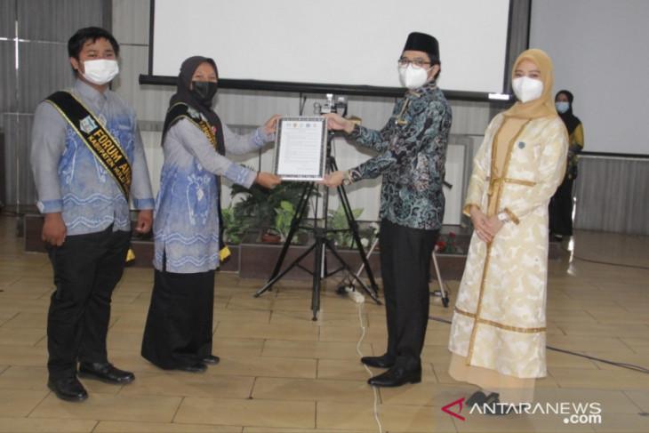 HST berhasil raih penghargaan Kota Layak Anak kategori Pratama