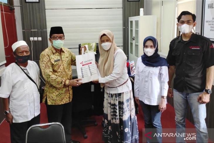 Kunjungi Wabup HST, ANTARA perkuat kemitraan