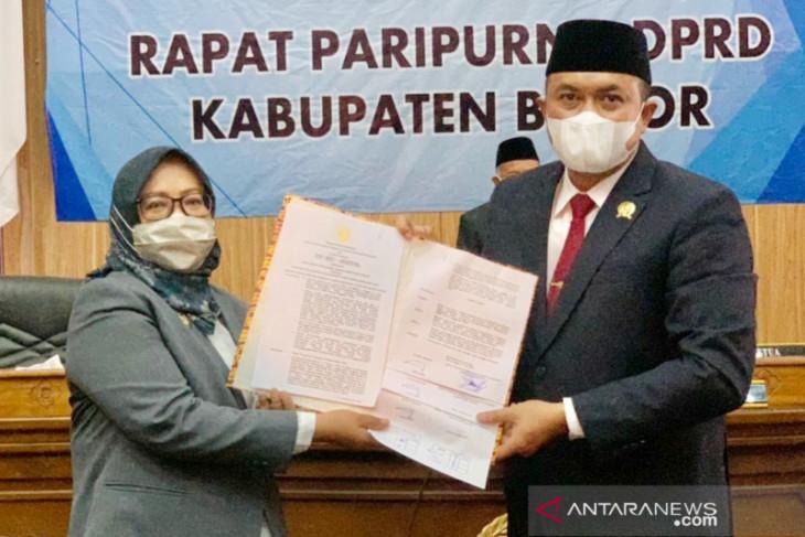 DPRD bersama Pemkab Bogor mulai rancang APBD 2022