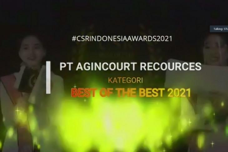 Agincourt Resources raih