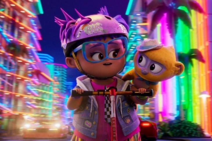 """Film animasi musikal """"Vivo"""" mulai tayang 6 Agustus"""