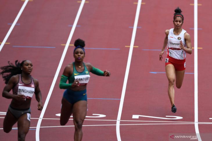 Sprinter asal Maluku Alvin Tehupeiory petik pengalaman berharga di Olimpiade Tokyo