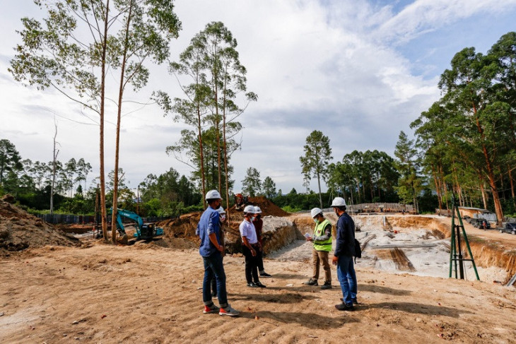 BPODT percepat pembangunan infrastruktur di Toba Caldera Resort