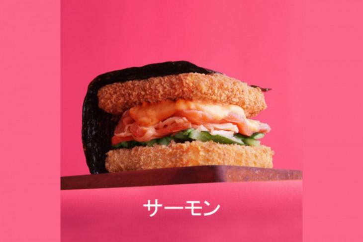 Inspirasi menu burger sushi lintas negara