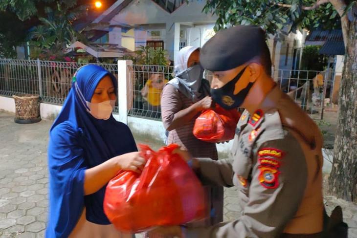 Patroli skala besar, ini dilakukan polisi di Aceh