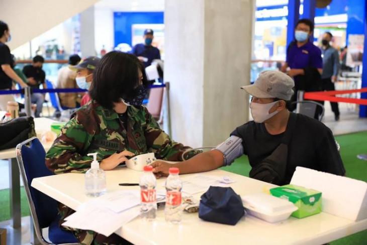 Dinkes Kota  Tangerang suntikkan 133.186 vaksin COVID-19 selama sepekan