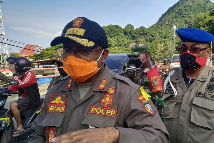 Papua to implement activity restrictions: task force head