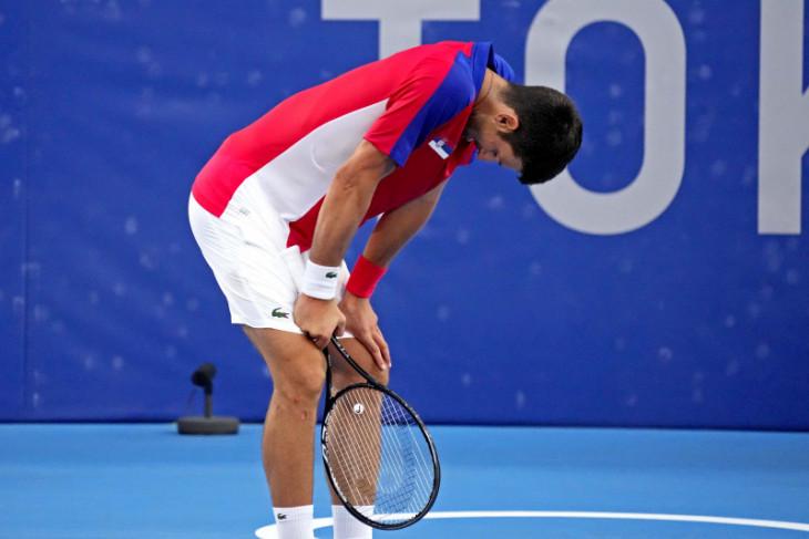 Olimpiade Tokyo: Djokovic kalah dari Carreno Busta dalam perebutan perunggu