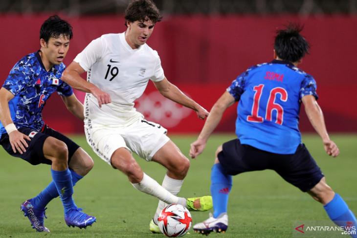 Jepang ke semifinal olimpiade usai kalahkan Selandia Baru