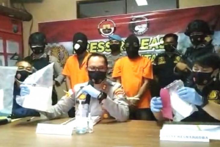 Polres Bintan amankan pemilik 2 kilogram sabu dan pil ekstasi