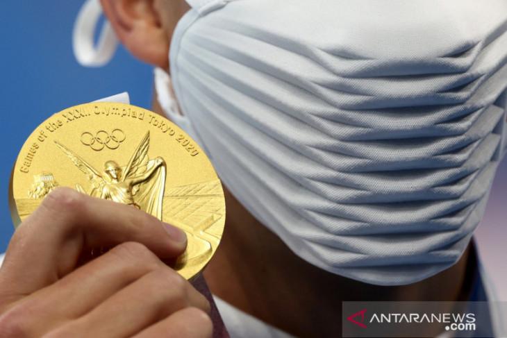 Olimpiade Tokyo, Dressel dan McKeon kuasai renang nomor sprint