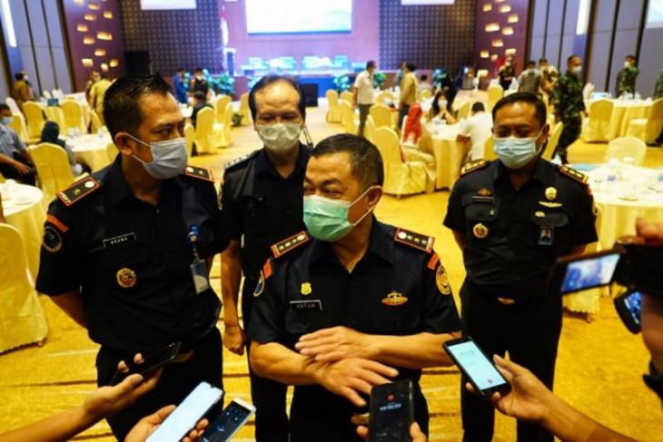 Kementerian Kelautan dan Perikanan amankan tujuh pelaku pengeboman ikan