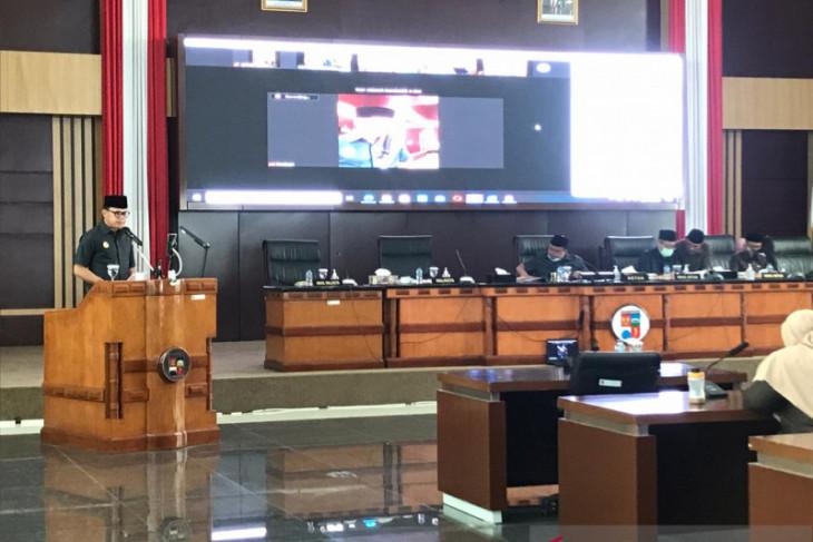 Wali Kota Bogor sebut PP APBD 2020 adalah hasil maksimal dari kerja keras