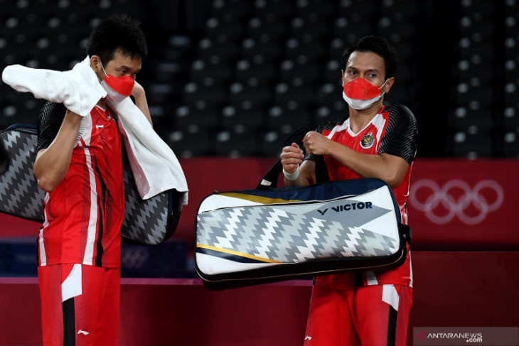 Olimpiade Tokyo: Hendra/Ahsan ditundukkan Aaron/Soh dalam perebutan perunggu