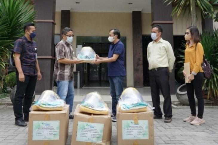BPJS Ketenagakerjaan berikan bantuan apd ke RSKP