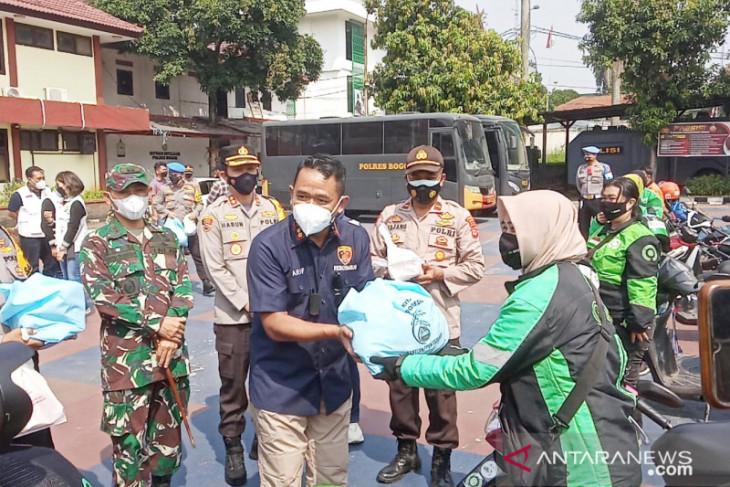 Polres Bogor: Ojol