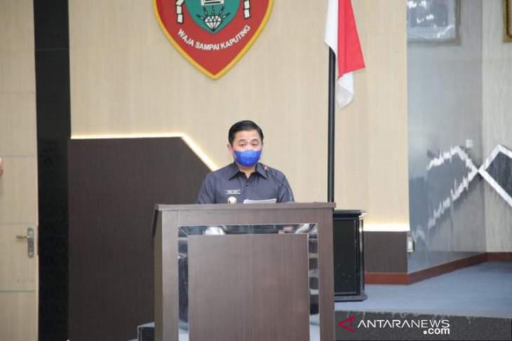 Wali Kota Banjarmasin: pendapatan naik Rp100 miliar di APBD-P 2021
