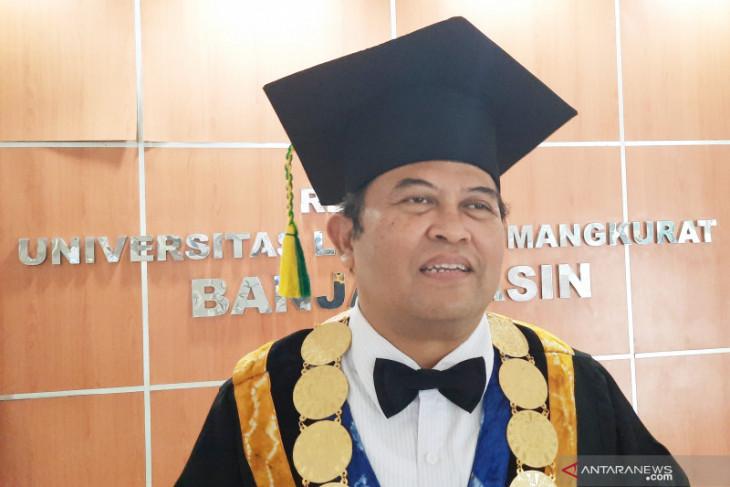Rektor ULM dorong mahasiswa rintis usaha sejak di bangku kuliah