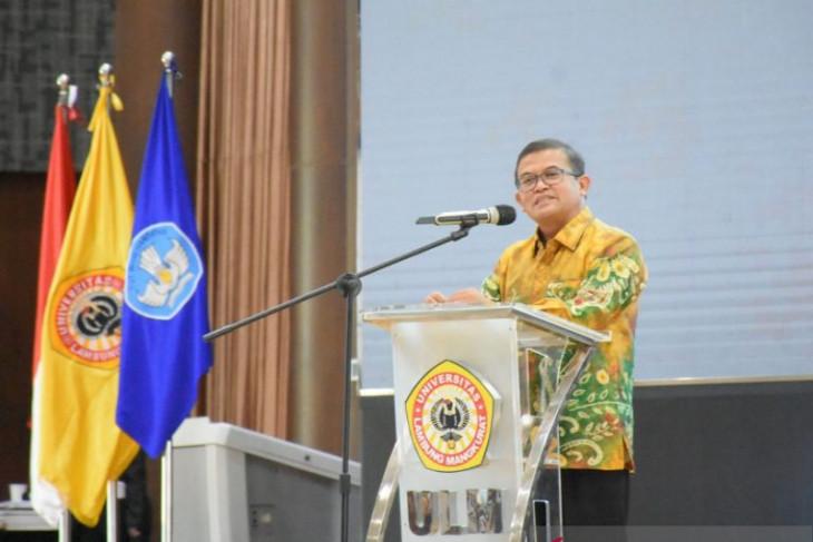 Rektor ULM apresiasi BNI yang banyak bina UMKM lokal Kalsel