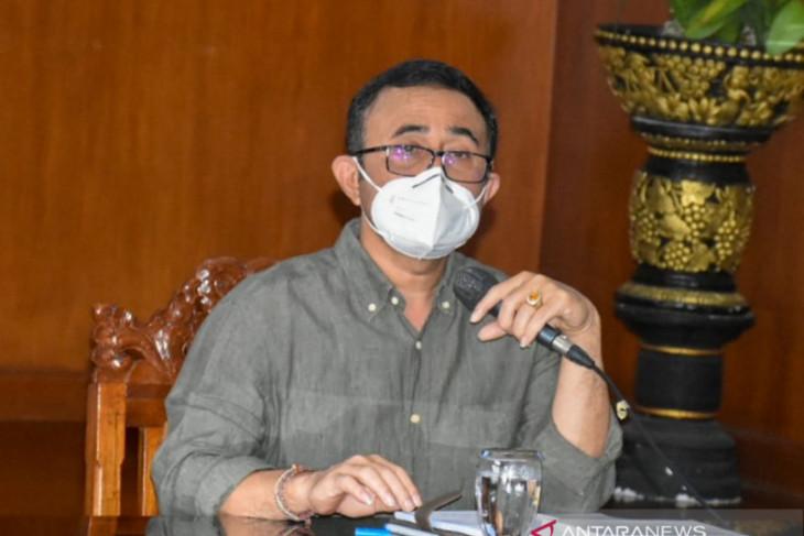 Wali Kota Denpasar ajak Satgas COVID-19 jalin koordinasi atasi tingginya pandemi