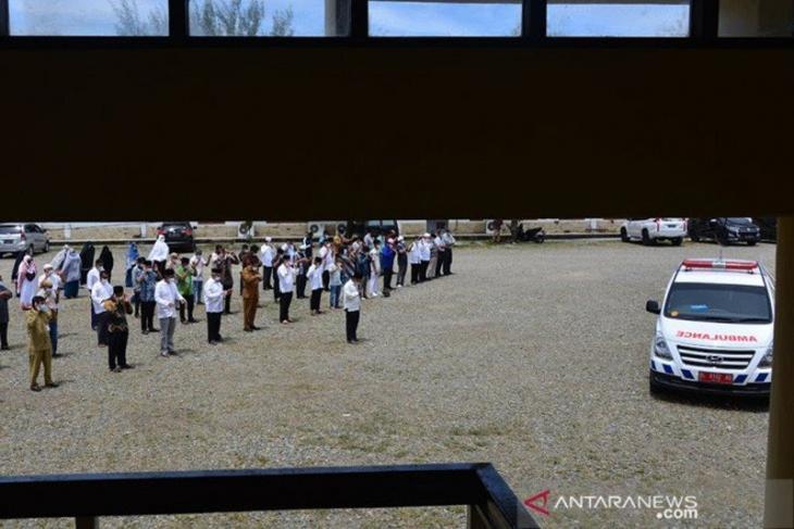 Angka Kematian Covid 19 Banda Aceh Tinggi Warga Diimbau Patuhi Prokes Antara News Aceh