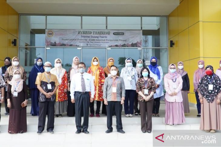 Universitas Lambung Mangkurat gelar pelatihan audit internal perguruan tinggi