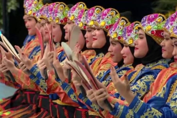 KCI beri sertifikat UNESCO bagi anak berbakat dalam promosi budaya