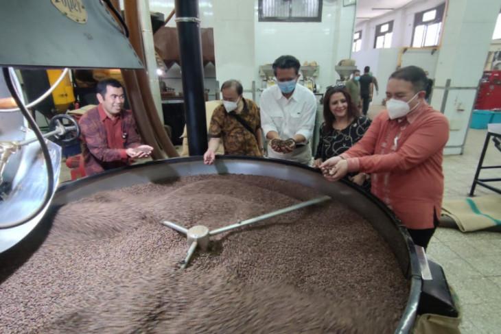 KBRI Kairo genjot ekspor kopi ke Mesir