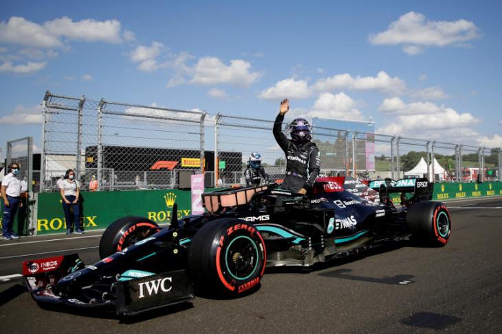 Formula 1: Hamilton rebut pole position GP Hungaria