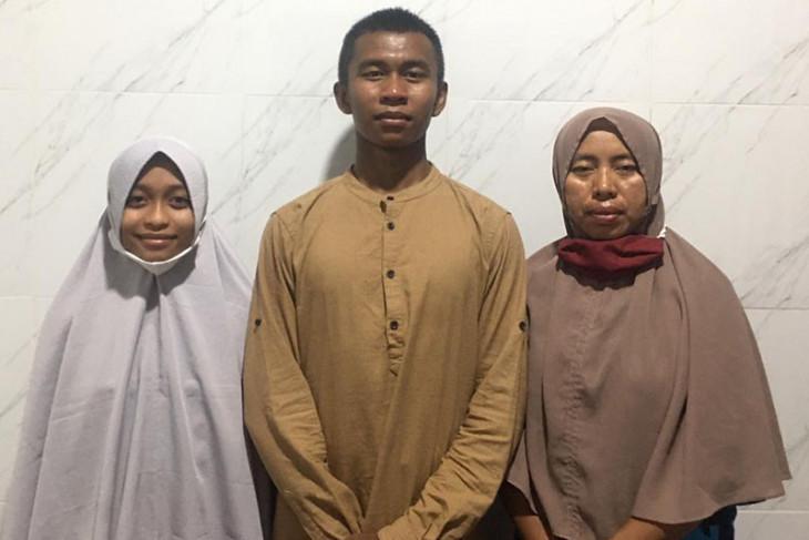 Putra penjual sayur di Abdya lulus Akademi Militer