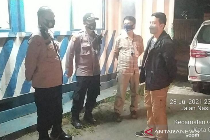 Ombudsman Banten awasi PPKM Level 4 Kota Cilegon hingga dini hari