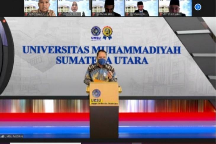 Pimpinan Prodi Se-FISIP UMSU terima SK pengangkatan