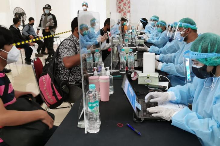 54.227 orang ikuti vaksinasi COVID-19 Sinar Mas Land-pemerintah