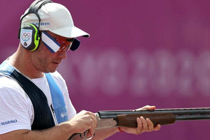 Marco Berti tetap pilih profesi pengacara meski raih perak Olimpiade Tokyo