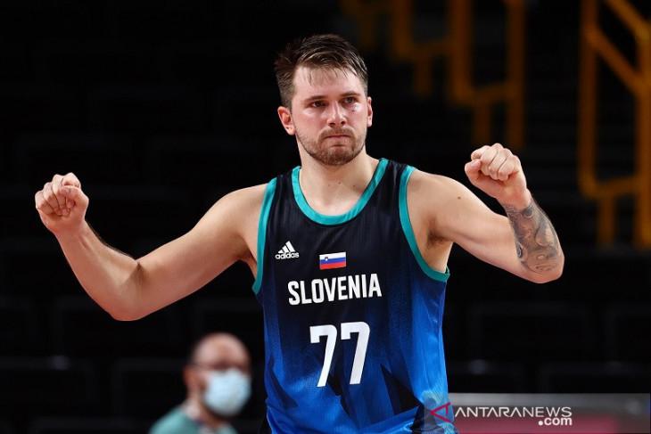 Olimpiade Tokyo: Slovenia sapu bersih, mimpi tuan rumah musnah