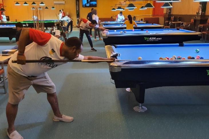 Atlet biliar dan catur tuan rumah Papua siap sumbang emas di PON XX