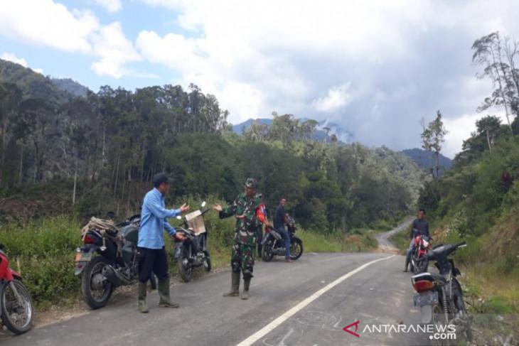 Pemprovsu diminta upayakan kembali pembangunan jalan trans Ulu Pungkut - Sumbar