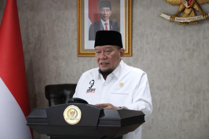Ketua DPD LaNyalla berharap bantuan UMKM tepat sasaran dan tanpa potongan