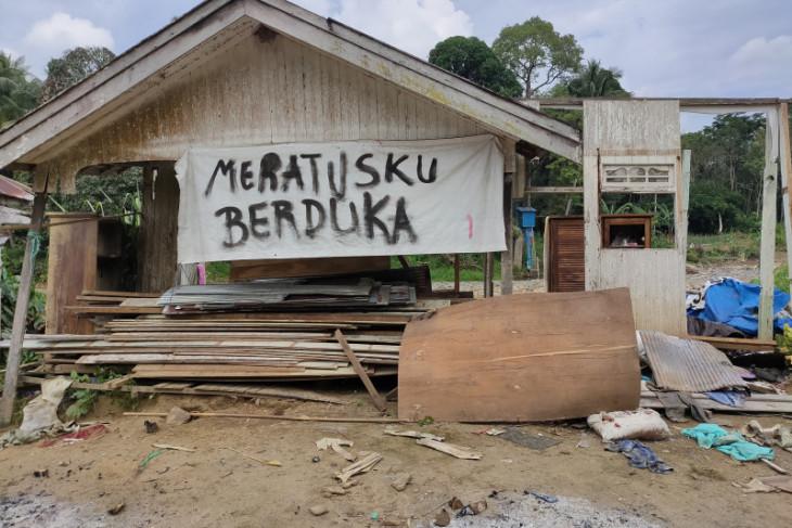 Korban bencana banjir Hantakan HST dambakan bantuan