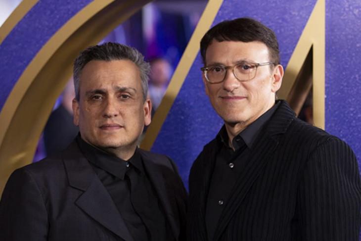 Russo Brothers rampungkan film