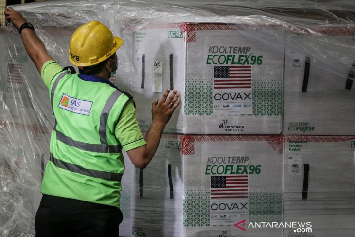 AS kirim lagi 3,5 juta dosis vaksin Moderna ke Indonesia