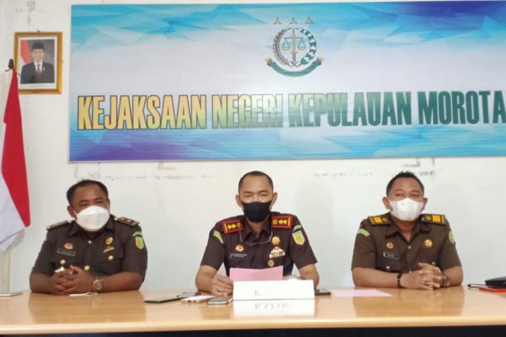 Kejari Pulau Morotai tunggu hasil audit kasus dugaan korupsi dana Bumdes tegakkan hukum