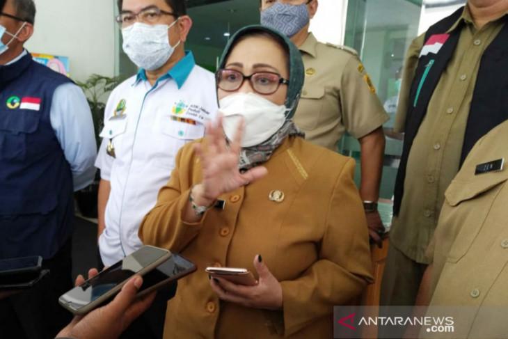 Kabupaten Bogor kembali terima 99.625 vial vaksin setelah stoknya menipis