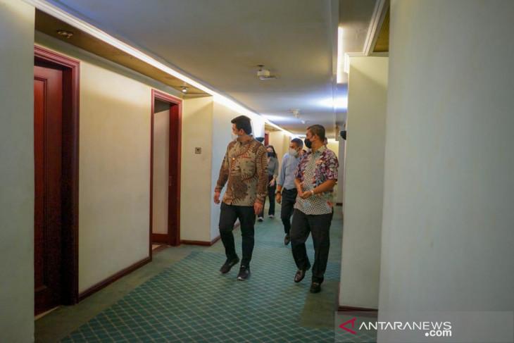 Berikut sembilan lokasi baru isolasi pasien COVID-19 di Medan