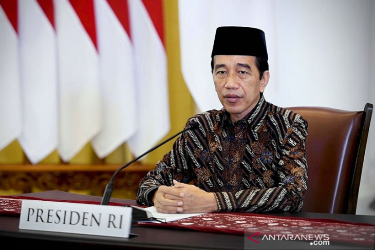 Presiden perpanjang PPKM level 4 sampai 9 Agustus (Bali ada enam kabupaten/kota)