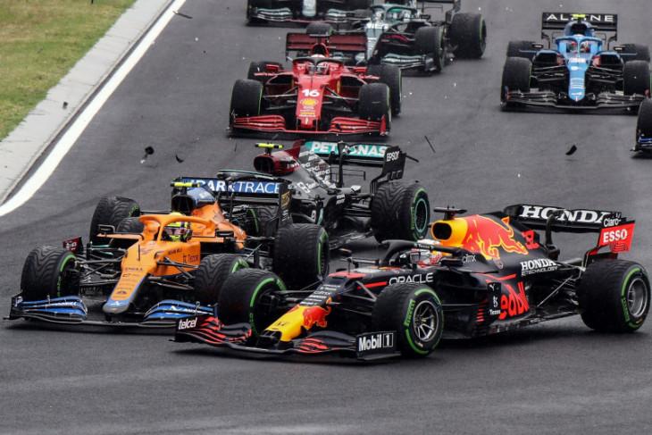 Formula 1: Verstappen merasa