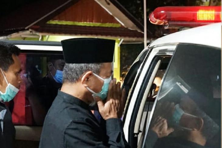 Bupati Merangin minta pelaku pemubunuhan Plt Kepala BPBD Merangin dihukum setimpal