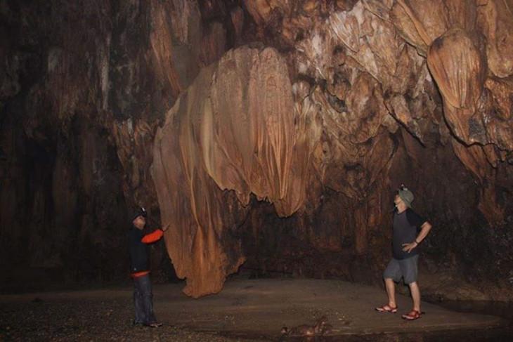 Inilah gua karst terpanjang di Pulau Sumatra