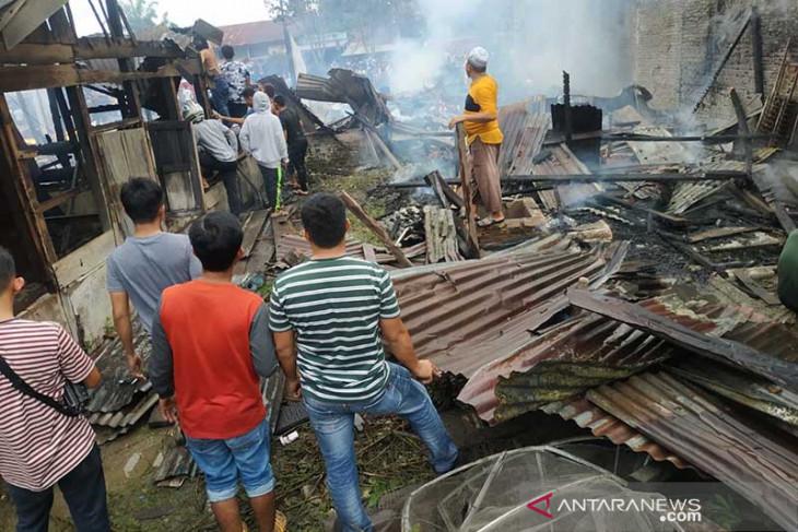 Kerugian kebakaran di Subulussalam Aceh ditaksir Rp2 miliar